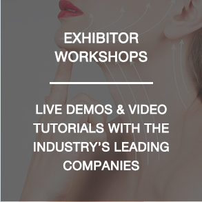 Exhibitor Workshops - Live demos & video tutorials with the industry's leading companies