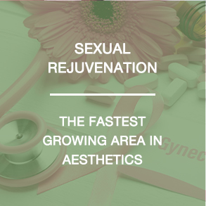 Sexual Rejuvenation - The fatest area in aesthetics
