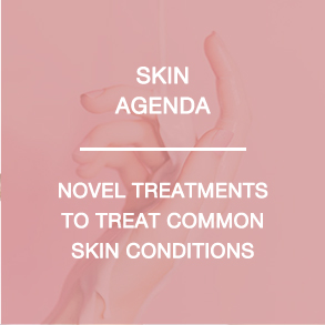 Skin Agenda - Novel treatments to treat common skin conditions